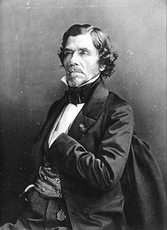 Eugène Delacroix by Félix Nadar