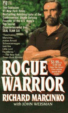 Richard Marcinko--Rogue Warrior
