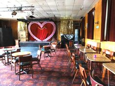 Stage area, Bar LOC 372