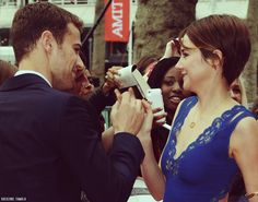 SHEO ---- The love in Theo's eyes