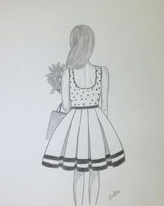 Click the link for step by step video zeichnen bleistift How to Draw a Girl with beautiful dress Pencil Drawing for beginners Pencil Drawings For Beginners, Art Drawings Sketches Simple, Pencil Drawings Of Girls, Girl Drawing Sketches, Girly Drawings, Art Drawings Beautiful, Art Drawings For Kids, Princess Drawings, Drawings Of Princesses