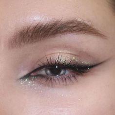 Beste einzigartige Augen Make-up Ideen – Dekoration best unique eye makeup ideas – decoration Makeup Hacks, Makeup Goals, Makeup Inspo, Makeup Art, Beauty Makeup, Makeup Tutorials, Huda Beauty, Skin Makeup, Makeup Eyeshadow