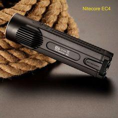 Nitecore EC4 XM-L2 U2 1000LM Handheld LED Flashlight 322m
