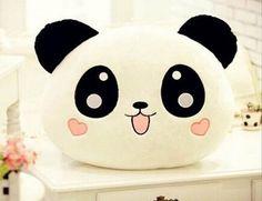 home accessory cute kawaii pastel pastel instagram plush teddy bear plushie stuffed animal kawaii new baby panda kawaii accessory tumblr panda emoji print