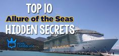 Royal Caribbean's Allure fo the Seas is an amazing cruise ship that offers guests so much to see and do onboard. It is one of the largest cruise ships in...