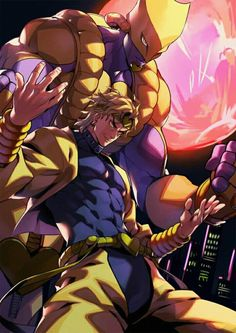 Dio and the world