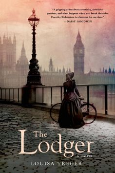 10/14/2014  The Lodger | Louisa Treger | 9781250051936 | NetGalley  Dorothy Richardson is existing just above the poverty line, doing secretarial work at a dentist's office and living in a seedy boarding house in Bloomsbury, when she is invited to spend the weekend with a childhood friend. Jane has recently married a writer who is hovering on the brink of fame. His name is H.G. Wells, or Bertie, as they call him.
