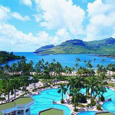Brides: Hawaii's Hottest Hotels for Honeymooners | Honeymoons | Brides.com  - 20. Kauai Marriott Resort