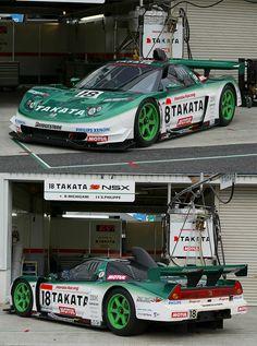 2004 TAKATA DOME NSX