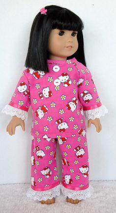 American Girl Doll Clothes 18 inch Doll by TwirlyGirlDollDesign, $16.99