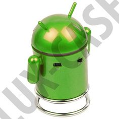 Hakutulokset: 'android robot mini speaker for all 3 5 mm audio jack device black' Nexus 7, Google Nexus, Robot, Audio, Android, Usb, Mini, Green, Robotics