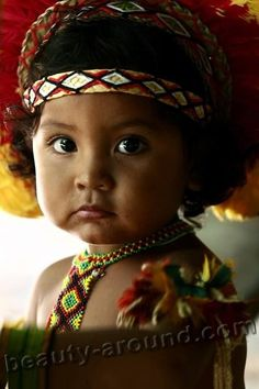 красивая бразильская девочка фото