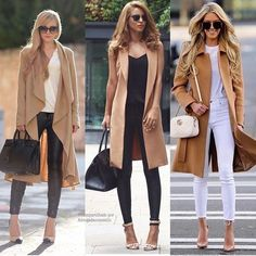 Best Ways To Style Your Outfits - Fashion Trends Casual Work Outfits, Business Casual Outfits, Mode Outfits, Classy Outfits, Stylish Outfits, Fashion Outfits, Fashion Trends, Fashion Tips, Fall Winter Outfits