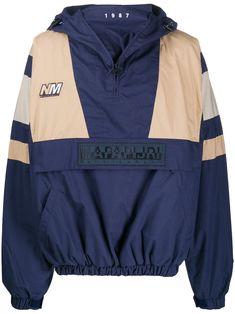Napa By Martine Rose pullover jacket - Blue