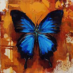 """00 Get excellent suggestions on """"abstract art paintings acrylics"""". They are actuall… Get excellent suggestions on """"abstract art paintings acrylics"""". They are actually available for you on our website. Butterfly Painting, Butterfly Art, Butterflies, Acrylic Art, Art Drawings, Abstract Art, Canvas Art, Artsy, Artwork"""
