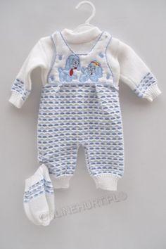 Komplet niemowlęcy ONL0220  _C1 (68)