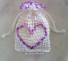 Sachet bag...purchase item, no pattern