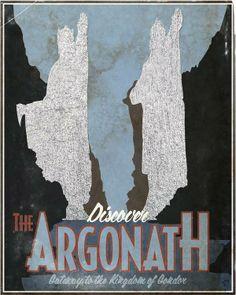 Come and visit The Argonath!!