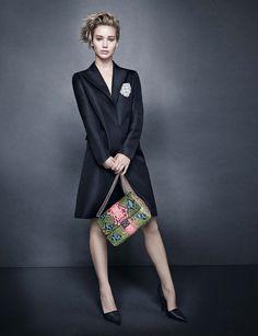 Jennifer Lawrence - Dior's 2014 Spring/Summer