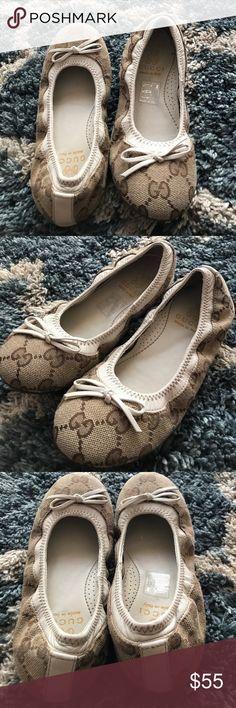 Kids Gucci shoes Little girls Gucci logo slip on shoes Gucci Shoes Dress Shoes