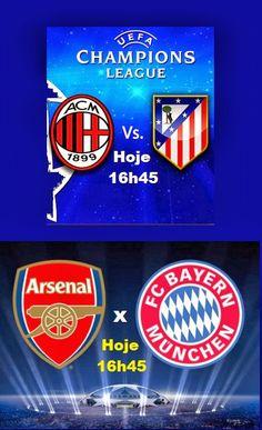 VAI QUE MOLI: Hoje tem Mais Champions League 13/14