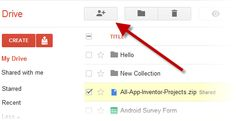 How to Share Google Drive Files or Documents