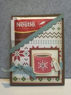 Hot Cocoa Pouch