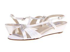 wedding shoes, flats for Kim. $66 Touch Ups Geri Silver Metallic - Zappos.com Free Shipping BOTH Ways