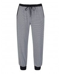DKNY Women's Cropped Capri Pants - Black
