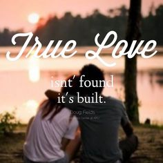 Don't wait til your marriage is in trouble to start working on it. Start working on it while everything is going great, that way you won't even have to face trouble in the future because you will have dealt with your problems as they come instead of an explosion of problems.  Never stop building your marriage.