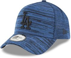 LA Dodgers New Era Engineered Fit A-Frame Trucker Cap – lovemycap 59af5be8c05
