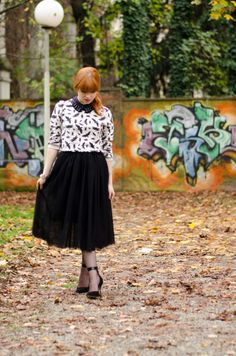 Tulle skirts and insects. Now on WHATPIXIESWEAR.com