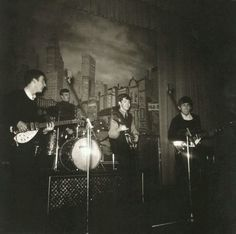 Star Club in Hamburg Germany, 1962