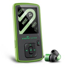 Energy MP4 Slim 3 Nature Green 8GB