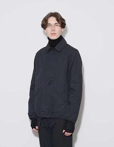 Engineered Garments Nyco Ripstop Ground Jacket