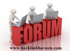Günümüzde internet kullanımının artmasıyla birçok yeni web sitesi ve forumlar açılmaktadır. Bu sayfaların ve forumların arama motorlarında üst sıralarda çıkması için belirli seo çalışmaları yapılmaktadır. Forum siteleri binlerce hatta milyonlarca kişinin girdiği siteler olduğu için en iyi tanıtımlar burada yapılmaktadır. Siz de Türkçe forum tanıtımı yaptırarak  web sitenize backlink kazandırabilirsiniz.