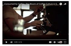 """Watch """"Consumed by Coffee: The Bloom of Coffee Culture in SA"""" - short film from The Coffee Mag. #coffee #SA #life"""