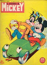 Journal de Mickey - Album n°2
