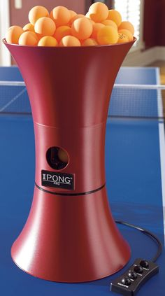 Our Automatic iPong Pro Table Tennis Practice Partner elevates your table-tennis game to championship level.