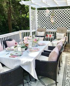 With these outdoor backyard party ideas, your next event will be a blast!  Come to see these amazing summer and spring table decorations for adults and teens.  Perfect for birthday, graduation, holiday, and fall during the day or night.  Styles like elegant French country, rustic, farmhouse pink and white decorations. painted pink peony co