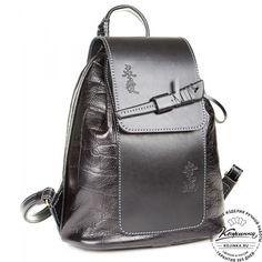 82184b336321 Женский кожаный рюкзак