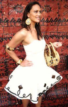 tapa dress #1