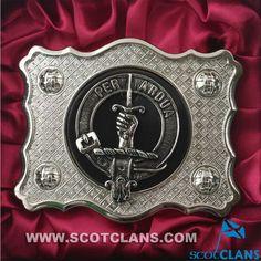 McIntyre Clan Crest