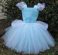 Cinderella costume for Peyton