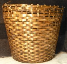 Old Wicker Basket