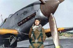 Piloto de caza japones.