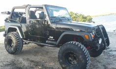 2006 Jeep Wrangler Unlimited Lifted