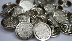 6 pcs Special buttons 20mm by MissWater, $3.22 USD