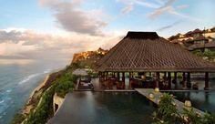 Los 50 mejores hoteles del mundo Bulgari Hotel Bali