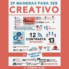 Hoy es el día en el que nuestra creatividad se convierte en nuestro más grande impulso.  Te deseamos un excelente Viernes.